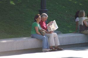 Zwei Leser pro Exemplar...