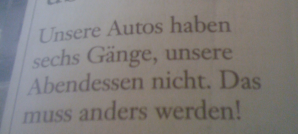 Diese philosophische Frage entdeckten wir in der Frankfurter Allgemeinen Sonntagszeitung.