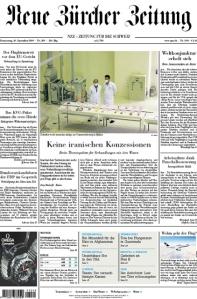 """Die """"GNZZ"""" - Ganz Neue Zürcher Zeitung"""