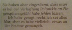 Calmy-Rey über Kollegin Widmer Schlumpf