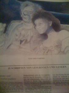 Aus der – munteren - Alten Tante NZZ...