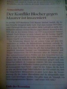 Blocher Maurer