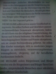 FAM und Muslime