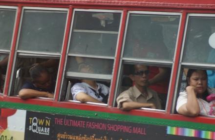 Bus in Bangkok I