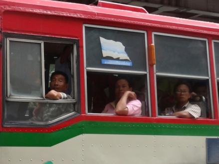 Bus in Bangkok II