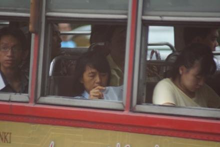 Bus in Bangkok III