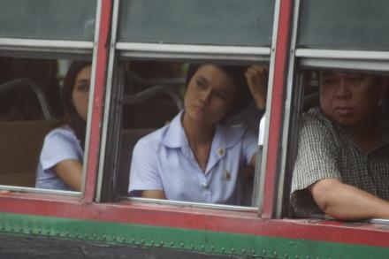 Bus in Bangkok IV