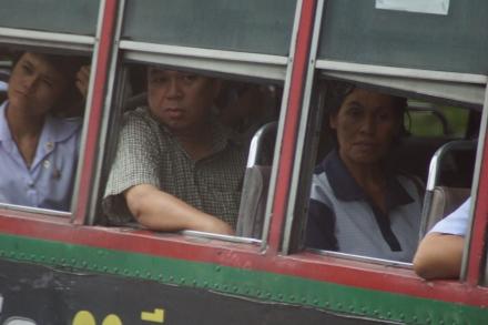 Bus in Bangkok V