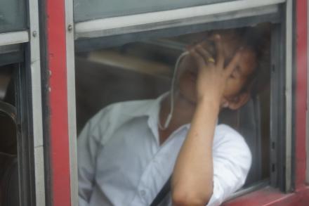 Bus in Bangkok VI